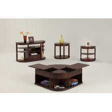<strong>Progressive Furniture Inc.</strong> Sebring Double Lift-Top Coffee Table Set