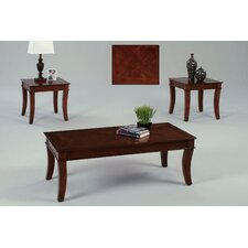 <strong>Progressive Furniture Inc.</strong> Corona 3 Piece Coffee Table Set