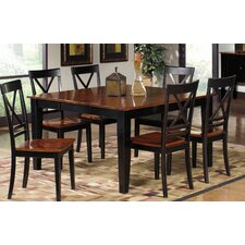 <strong>Progressive Furniture Inc.</strong> Cosmo 7 Piece Dining Set