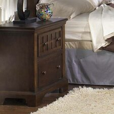 <strong>Progressive Furniture Inc.</strong> Casual Traditions 2 Drawer Nightstand