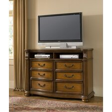 <strong>Progressive Furniture Inc.</strong> Esperanto 6 Drawer Media Chest