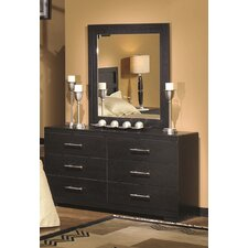 <strong>Progressive Furniture Inc.</strong> Hylton Road 6 Drawer Dresser