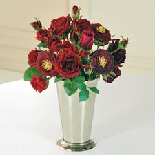 <strong>Jane Seymour Botanicals</strong> Rose in Vase