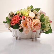 Rose and Dahlia Planter