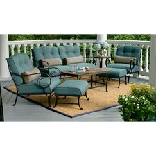 Oceana 6 Piece Deep Seating Group