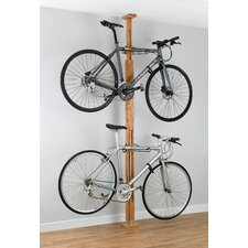 Signature Series Oakrak Floor to Ceiling Storage Rack