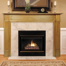 <strong>Pearl Mantels</strong> The Williamsburg Fireplace Mantel Surround