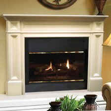 <strong>Pearl Mantels</strong> The Classique Fireplace Mantel Surround