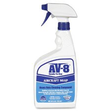AV-8 Aircraft Soap Cleaner