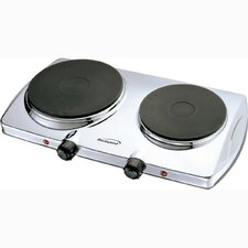 Electric Double Hotplate