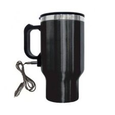 Electric Coffee Mug with Car Plug