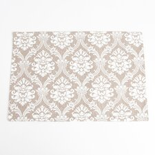 Abbeville Baroque Design Fused Placemat
