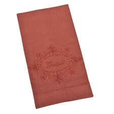 Guest Embroidered Towel