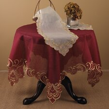 <strong>Saro</strong> Embroidered Dining Linens Set