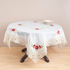<strong>Saro</strong> Embroidery Table Cloth