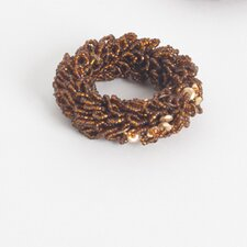 <strong>Saro</strong> Beaded Napkin Ring