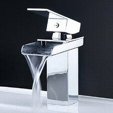 <strong>Kokols</strong> Single Handle Single Hole Waterfall Bathroom Sink Faucet