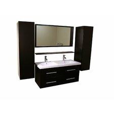 "48"" Double Bathroom Vanity Set"