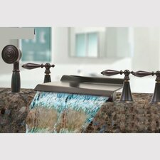Bath Tub Shower Faucet Trim Set