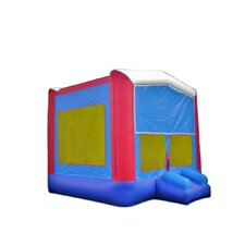<strong>JumpOrange</strong> Patriot Commercial Grade Inflatable Bouncy House