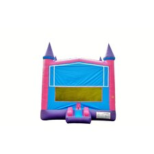 <strong>JumpOrange</strong> Princess Mega Commercial Grade Inflatable Bouncy House and Slide Combo