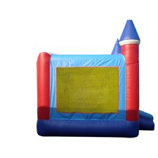 <strong>JumpOrange</strong> Patriot Commercial Grade Inflatable Bouncy Castle
