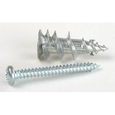 Stud Solver Mini Self Drilling Drywall Anchor (Pack of 4)