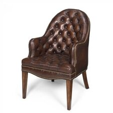<strong>Seven Seas Seating</strong> Cleveland Leather Executive Guest Side Chair