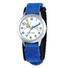 Kid's Time Teacher Buckle Clasp Watch