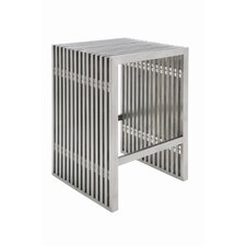 Amici Counter Stool in Silver