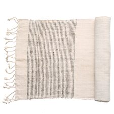 <strong>Sustainable Threads</strong> Borders Peace Silk Table Runner