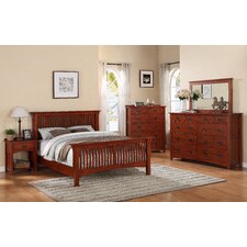 Mission Slat Bedroom Collection