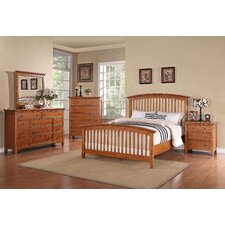 <strong>Michael Ashton Design</strong> Ashland Slat Bedroom Collection