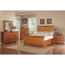 Ashland Storage Panel Bedroom Collection