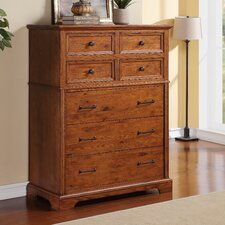 <strong>Michael Ashton Design</strong> Oak Hill 6 Drawer Chest