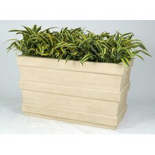 <strong>Allied Molded Products</strong> Southern Pines Rectangle Planter