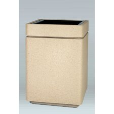Boulevard Square Top Load Receptacle