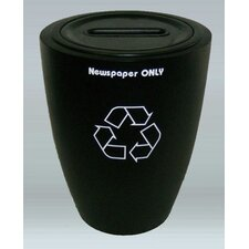 Raleigh 1 - 2 Stream Industrial Recycling Bin