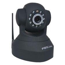 Pan and Tilt Wireless IP Camera