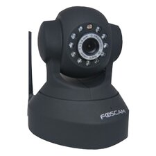 Pan and Tilt Wireless IP Camera