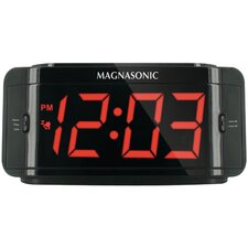 Covert Alarm Clock DVR Security System