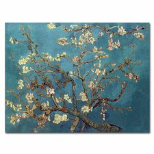 'Almond Blossoms' by Vincent van Gogh Painting Print on Canvas