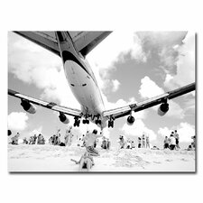 'Airliner' by Preston Photographic Print on Canvas