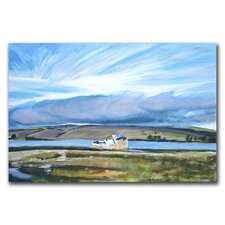 "<strong>Trademark Fine Art</strong> Inverness Sky by Colleen Proppe, Canvas Art - 30"" x 47"""