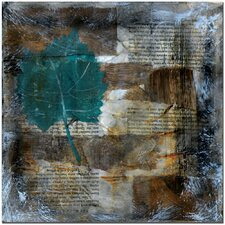 "<strong>Trademark Fine Art</strong> Memento I by Nicole Dietz, Canvas Art - 24"" x 24"""