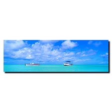 Aru-Boat by Preston Photographic Print on Canvas