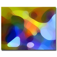 "<strong>Trademark Fine Art</strong> ""Dappled Light and Shade"" Canvas Art"