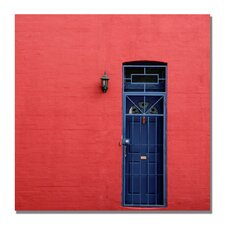 "<strong>Trademark Fine Art</strong> ""The Door"" Canvas Art"