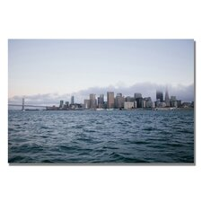 "<strong>Trademark Fine Art</strong> ""Skyline"" Canvas Art"
