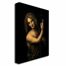 "<strong>Trademark Fine Art</strong> ""St. John the Baptist, 1513-16"" Canvas Art"